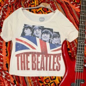 Tops - The Beatles Authentic TShirt Women's XS